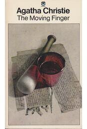 The Moving Finger - Agatha Christie - Régikönyvek