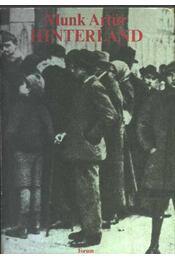 Hinterland - Munk Artúr - Régikönyvek