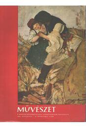 Művészet 1961. augusztus II. évfolyam 8. szám - Régikönyvek