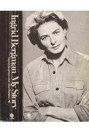 My Story - Bergman, Ingrid, BURGESS, ALAN - Régikönyvek