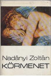 Körmenet - Nadányi Zoltán - Régikönyvek