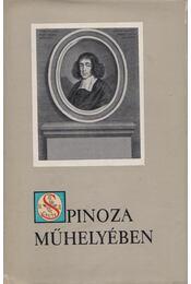 Spinoza műhelyében - Nádor György - Régikönyvek