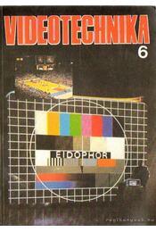 Videotechnika 6. - Nagy Árpád - Régikönyvek