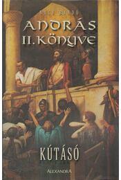 András II. könyve (dedikált) - Nagy Bandó András - Régikönyvek