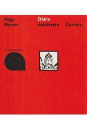 Dánia építészete - Nagy Elemér - Régikönyvek