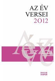 Az év versei 2012 - Nagy Gábor - Régikönyvek