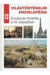 Európa és Amerika a 19. században - Nagy Mézes Rita (szerk.) - Régikönyvek