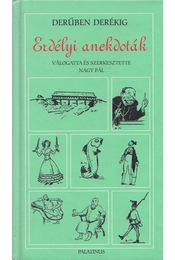 Erdélyi anekdoták - Nagy Pál - Régikönyvek