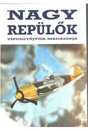 Nagy repülők - Winkler László - Régikönyvek