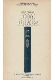 Henry Fielding: Tom Jones - Neil Compton (szerk.) - Régikönyvek