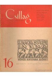 Csillag 1949. március 16. - Németh Andor - Régikönyvek