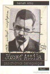 József Attila pszichiátriai betegségei - Németh Attila - Régikönyvek