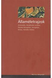 Államéletrajzok - Németh György - Régikönyvek