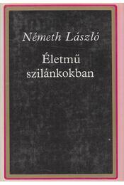 Életmű szilánkokban I-II. kötet - Németh László - Régikönyvek