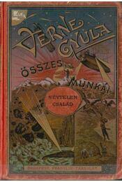 Névtelen család - Verne Gyula - Régikönyvek