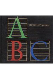 ABC - Nezval, Vitezslav - Régikönyvek