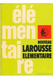 Nouveau Larousse Élémentaire - Régikönyvek