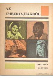 Az emberfajtákról - Nyeszturh, M. - Régikönyvek