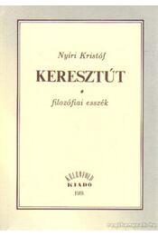 Keresztút - Nyíri Kristóf - Régikönyvek