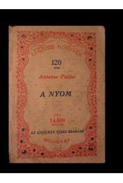 A nyom - Pieder, Antoine - Régikönyvek