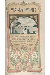 Magyar nyomdászok évkönyve 1905 - Régikönyvek