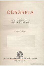 Odysseia - Homeros - Régikönyvek