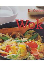 Wok - Oetker dr. - Régikönyvek