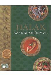 Halak szakácskönyve - Oriskó Ferenc, Pár Gyula - Régikönyvek