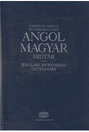 Angol-magyar szótár - Országh László, Magay Tamás, Futász Dezső, Kövecses Zoltán - Régikönyvek