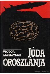 Júda oroszlánja - Ostrovsky, Victor - Régikönyvek