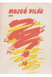 Mozgó Világ 1988/10. - P. Szűcs Julianna - Régikönyvek