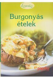Burgonyás ételek - Pamela Clark - Régikönyvek