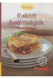 Rakott finomságok édesen és sósan - Pamela Clark - Régikönyvek