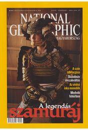 National Geographic Magyarország 2004. Február 2. szám - Papp Gábor - Régikönyvek