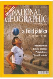 National Geographic Magyarország 2006. június - Papp Gábor - Régikönyvek