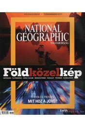 National Geographic - Földközelkép - Papp Gábor - Régikönyvek