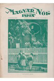 Magyar Nők Lapja 1942. IV. évfolyam 26. szám - Papp Jenő - Régikönyvek