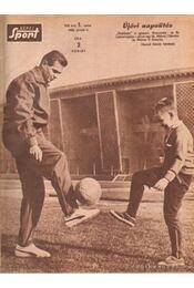 Képes Sport 1966. XIII. évfolyam (teljes) - Pásztor Lajos - Régikönyvek