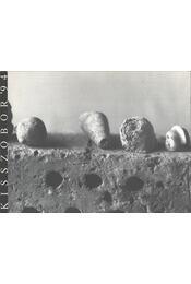 Kisszobor '94 - Pásztor Marianna - Régikönyvek