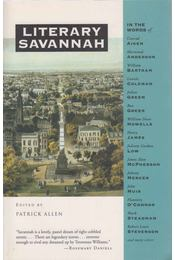 Literary Savannah - Patrick Allen - Régikönyvek