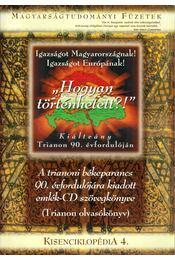 """""""Hogyan történhetett?!"""" - Kisenciklopédia 4. - Patrubány Miklós - Régikönyvek"""