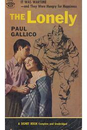 The Lonely - Paul Gallico - Régikönyvek