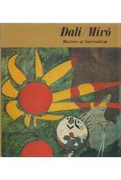 Dali / Miró - Paul H. Walton - Régikönyvek