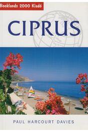 Ciprus - Paul Harcourt Davies - Régikönyvek