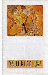 Paul Klee: Signs & Symbols - Régikönyvek