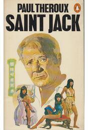 Saint Jack - Paul Theroux - Régikönyvek