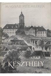 Keszthely - Péczely Piroska, Koppány Tibor, Sági Károly - Régikönyvek