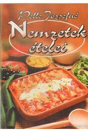 Nemzetek ételei - Pelle Józsefné - Régikönyvek