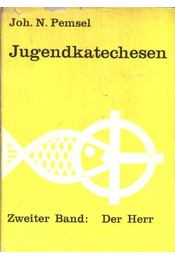 Jugendkatechesen für die berufsschulen II. - Pemsel, Johann N. - Régikönyvek