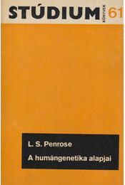 A humángenetika alapjai - Penrose, L. S. - Régikönyvek